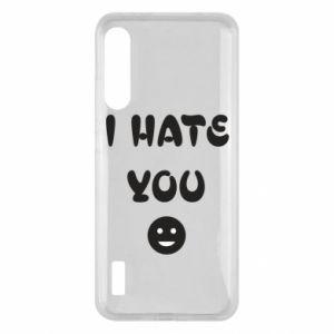 Xiaomi Mi A3 Case I hate you