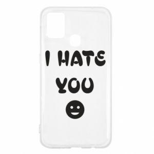 Samsung M31 Case I hate you