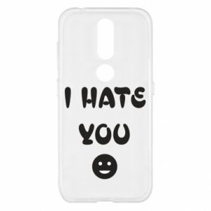 Nokia 4.2 Case I hate you