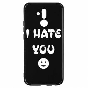 Huawei Mate 20Lite Case I hate you