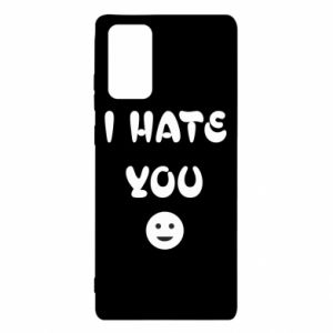 Samsung Note 20 Case I hate you