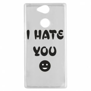 Sony Xperia XA2 Case I hate you