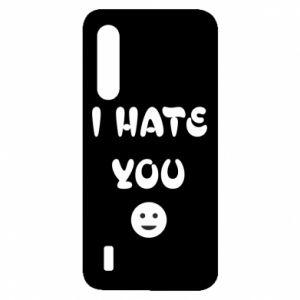 Xiaomi Mi9 Lite Case I hate you