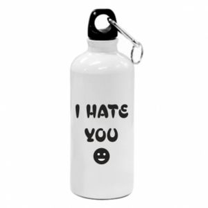 Water bottle I hate you