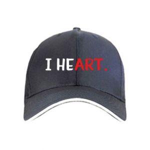 Cap I heart