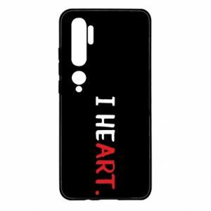 Xiaomi Mi Note 10 Case I heart