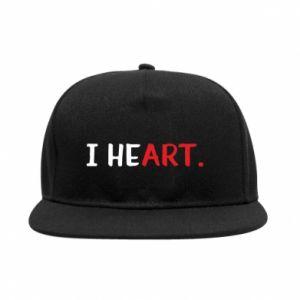 SnapBack I heart