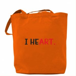 Bag I heart