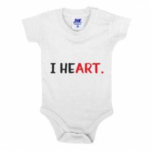 Body dla dzieci I heart