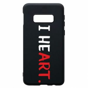 Samsung S10e Case I heart