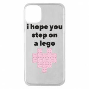 Etui na iPhone 11 Pro I hope you step on a lego