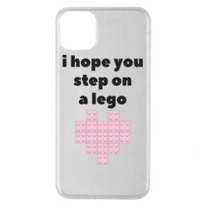 Etui na iPhone 11 Pro Max I hope you step on a lego