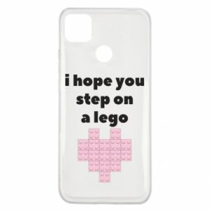 Etui na Xiaomi Redmi 9c I hope you step on a lego