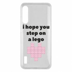 Etui na Xiaomi Mi A3 I hope you step on a lego