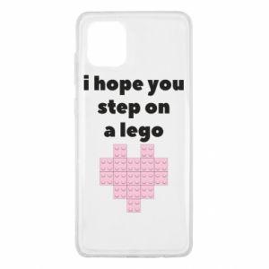Etui na Samsung Note 10 Lite I hope you step on a lego