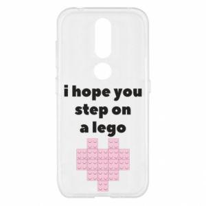 Etui na Nokia 4.2 I hope you step on a lego