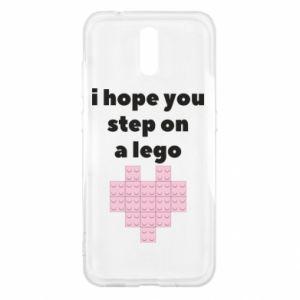 Etui na Nokia 2.3 I hope you step on a lego
