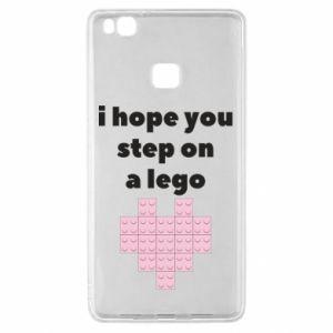 Etui na Huawei P9 Lite I hope you step on a lego