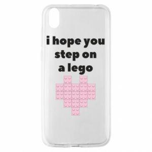 Etui na Huawei Y5 2019 I hope you step on a lego