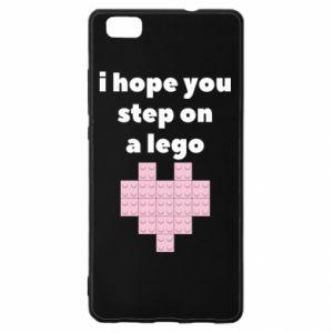 Etui na Huawei P 8 Lite I hope you step on a lego