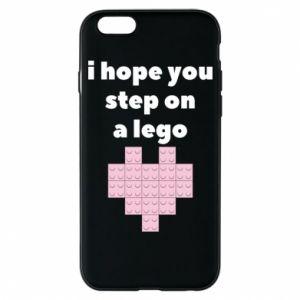 Etui na iPhone 6/6S I hope you step on a lego