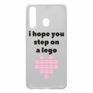 Etui na Samsung A60 I hope you step on a lego