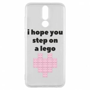 Phone case for Huawei Mate 10 Lite I hope you step on a lego