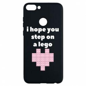 Etui na Huawei P Smart I hope you step on a lego