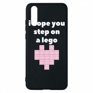 Etui na Huawei P20 I hope you step on a lego