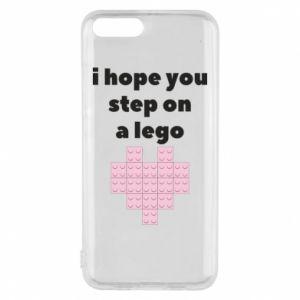 Etui na Xiaomi Mi6 I hope you step on a lego
