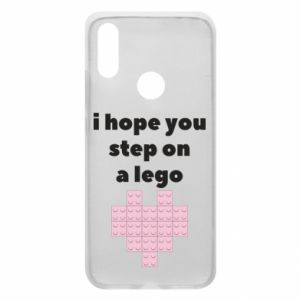 Phone case for Xiaomi Redmi 7 I hope you step on a lego