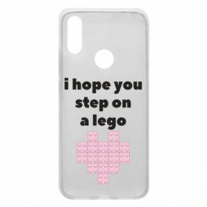 Etui na Xiaomi Redmi 7 I hope you step on a lego