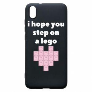 Etui na Xiaomi Redmi 7A I hope you step on a lego
