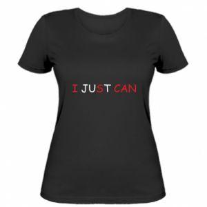 Koszulka damska I just can