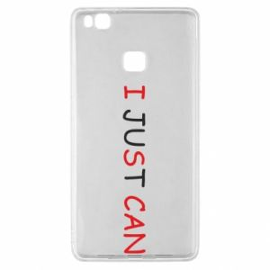 Etui na Huawei P9 Lite I just can
