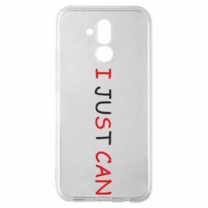 Etui na Huawei Mate 20 Lite I just can
