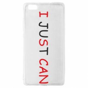 Etui na Huawei P 8 Lite I just can