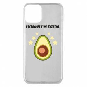 Etui na iPhone 11 I know i'm extra