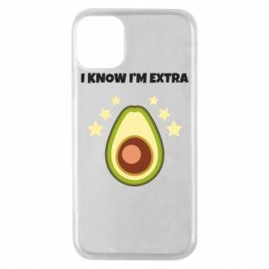 Etui na iPhone 11 Pro I know i'm extra