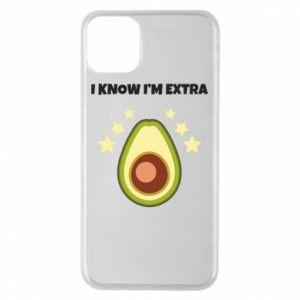 Etui na iPhone 11 Pro Max I know i'm extra