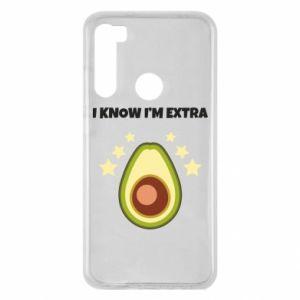 Etui na Xiaomi Redmi Note 8 I know i'm extra