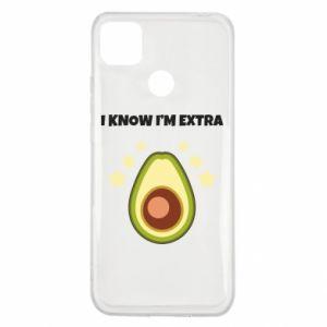 Etui na Xiaomi Redmi 9c I know i'm extra