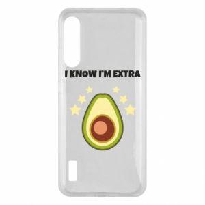 Etui na Xiaomi Mi A3 I know i'm extra