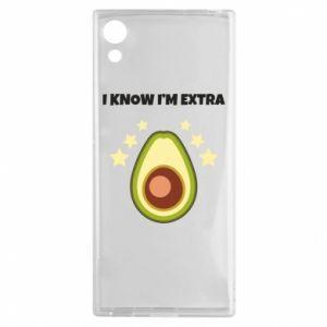 Etui na Sony Xperia XA1 I know i'm extra