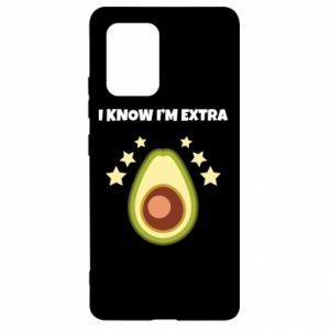 Etui na Samsung S10 Lite I know i'm extra