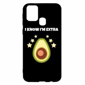 Etui na Samsung M31 I know i'm extra