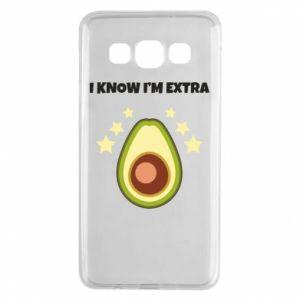 Etui na Samsung A3 2015 I know i'm extra