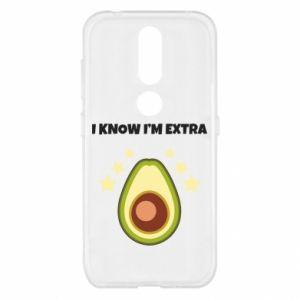Etui na Nokia 4.2 I know i'm extra