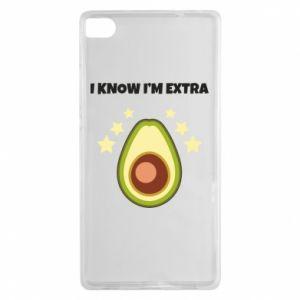 Etui na Huawei P8 I know i'm extra