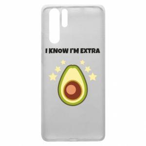 Etui na Huawei P30 Pro I know i'm extra